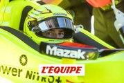 Pagenaud a «de bonnes sensations» - Auto - Indycar