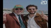 Festival de Cannes: Rencontre avec Philippe Katerine et William Lebghil sur la plage