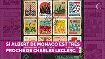 PHOTOS. Grand Prix de Monaco : le prince Jacques et la princesse Gabriella tout en rouge pour supporter Charles Leclerc