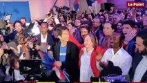 Européennes : les résultats depuis le siège de La République En Marche
