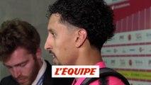 Marquinhos «On veut que Mbappé reste» - Foot - L1 - PSG