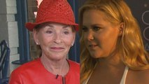 Judge Judy Shares Sweet Text Exchange With New Mom Amy Schumer