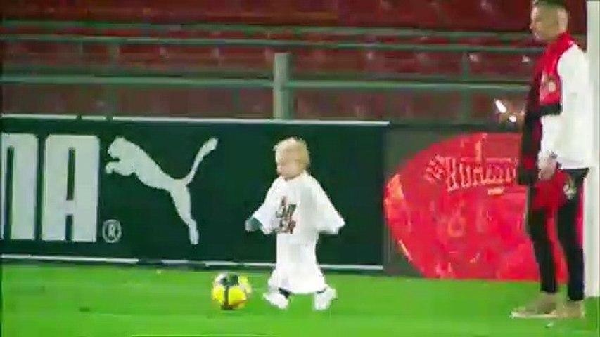 24/05/19 : SRFC-LOSC : petit Bourigeaud marque 2 buts
