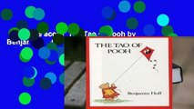Complete acces  The Tao of Pooh by Benjamin Hoff