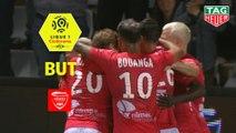 But Antonin BOBICHON (45ème +3) / Nîmes Olympique - Olympique Lyonnais - (2-3) - (NIMES-OL) / 2018-19