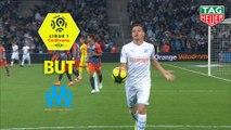But Florian THAUVIN (56ème) / Olympique de Marseille - Montpellier Hérault SC - (1-0) - (OM-MHSC) / 2018-19