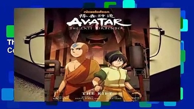 Full E-book  Avatar: The Last Airbender: The Rift (Avatar: The Last Airbender, #3) Complete
