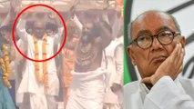 Samadhi akhra disappears | திக்விஜய்சிங் தோற்றால் ஜீவசமாதி என அறிவித்த 'அகோரிபாபா'மாயம்