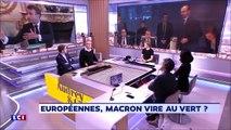 Michel Onfray « Les présidents de la République, ils ont le pouvoir ou pas ? Il n'a pas le pouvoir #Macron ! C'est ça le problème ! »