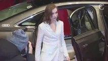PHOTOS. Cannes 2019. Adèle Exarchopoulos sublime dans une robe fendue... et victime d'un accident de culotte