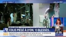 Colis piégé à Lyon: le bilan provisoire fait état de 13 blessés (3/5)