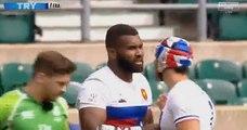 France 7 - Veredamu écoeure les Samoa au London 7s
