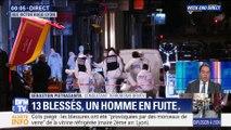 Colis piégé à Lyon : 13 blessés, un homme en fuite (2/2)
