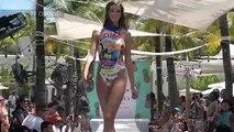 NIKKI BEACH CUBAN IN MIAMI  Fashion Show   Exclusive