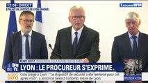 """Lyon: Une enquête a été ouverte pour """"tentative d'assassinat en relation avec une entreprise terroriste"""" (procureur de la République de Paris)"""