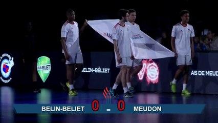 Coupe de France 2019 Finale Départementale Masculine - BELIN - MEUDON Mi-temps 1