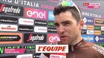 Gallopin «On s'attend tous à un départ musclé» - Cyclisme - Giro - 14e étape