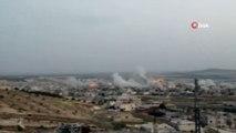 - Suriye Ve Rus Uçakları Hama, İdlib Ve Lazkiye Civarını Bombaladı: 9 Ölü