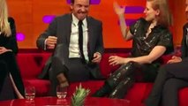 The Graham Norton Show S25E08 - Jessica Chastain, Michael Fassbender, Sophie Turner, James McAvoy