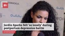 Jordin Sparks' Battle With Depression