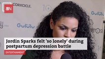 Jordin Sparks' Battle With Depression