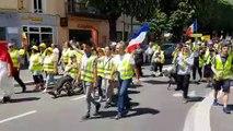 Défilé des Gilets jaunes samedi 25 mai
