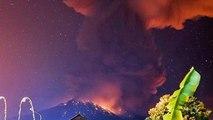Bali'de yanardağ patladı, Avustralya'ya yapılan uçuşlar iptal edildi
