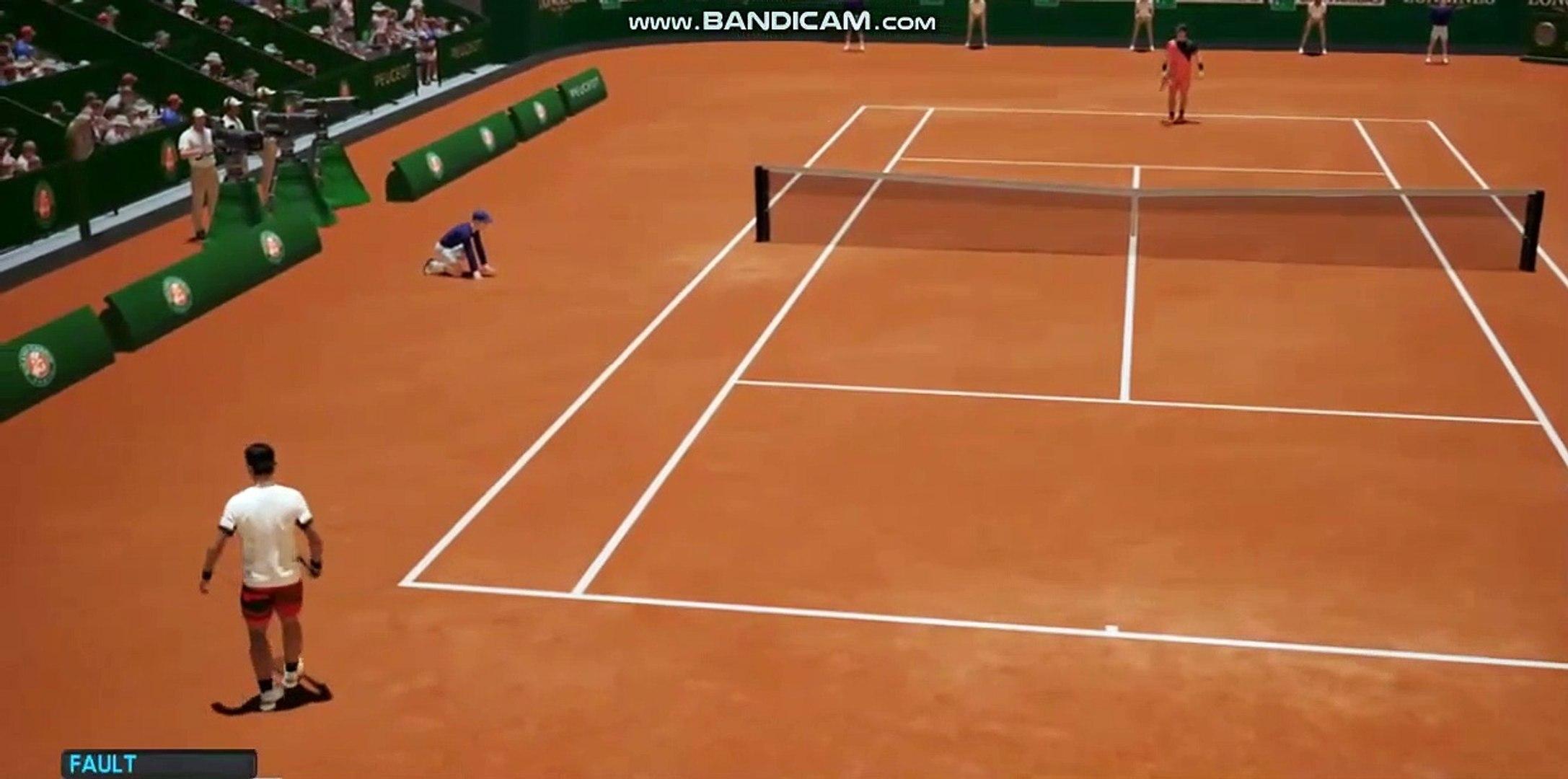Andreozzi Guido vs Pella Guido Highlights  Roland Garros 2019 - The French Open