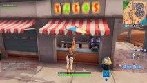 Fortbyte #77 en Fortnite - cómo y dónde encontrarlo en un lado de una tienda de tacos
