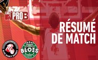 PRO B : Nancy vs Blois (J34)
