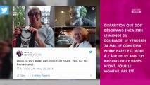 Pierre Hatet mort : les émouvants hommages affluent sur la Toile