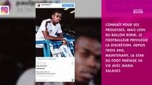 Paul Pogba en famille : le footballeur dévoile une rare photo de son fils