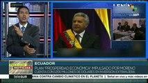 teleSUR Noticias: Protestan en Ecuador contra los recortes sociales