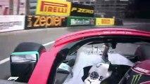 2019 Monaco Grand Prix: Lewis Hamilton's Pole Lap   Pirelli