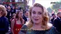 Catherine Deneuve va remettre la palme d'or du 72e Festival de Cannes - Cannes 2019