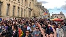Marche des fiertés à Caen