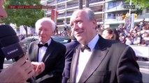 Les frères Dardenne au micro de Laurent Weil - Cannes 2019