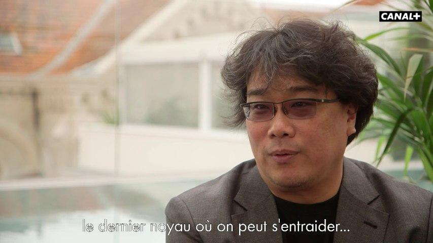Le Pitch du Film Parasite - Cannes 2019