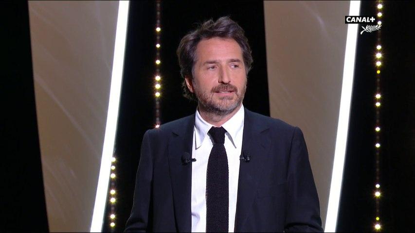 Edouard Baer introduit la cérémonie de clôture - Cannes 2019
