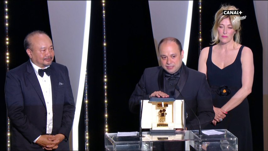 La caméra d'or est remise à Nuestras madres de César Diaz - Cannes 2019