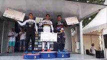 Coupe d'Europe de BMX à Sarrians