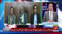Moeed Pirzada Response On Govt's Attempt To Restore Trust In People..