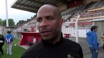 Eric Chelle coacgh du FC Martigues