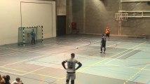 Futsal - coupe du Hainaut : la séance de tirs au but entre Brunehaut et Mouscron