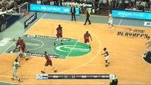Playoffs 1/4 finale (M1) - JDA Dijon - Strasbourg en vidéo