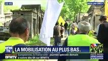 Gilets jaunes: la mobilisation au plus bas pour l'acte 28