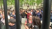 I cittadini romeni lamentano grandi difficoltà per il voto. Grandi file alle urne
