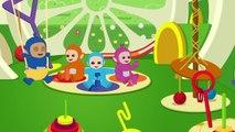 Tiddlytubbies 2D Series! | eps 13: Spinning Carousel | Teletubbies Babies | cartn for Kids