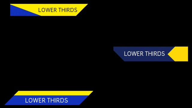 How To Make Professional Lower Thirds On Android | Best Kinemaster Lower Third Tutorial Android