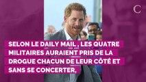 Le prince Harry dans la tourmente : un de ses amis proches a été viré de l'armée après avoir été contrôlé positif à la cocaïne